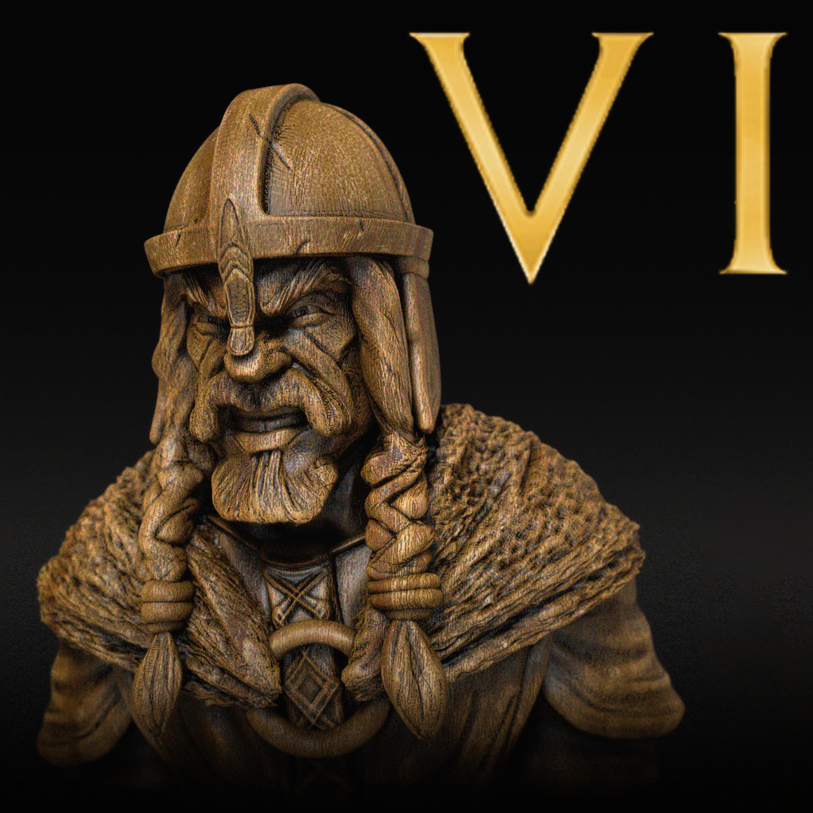 Viking DLC Leaders
