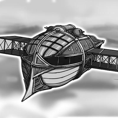 Van dang airship web