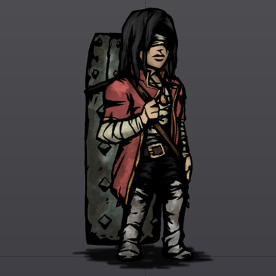 The Self-Acquitted, A Darkest Dungeon Class Mod (Proof of Concept)
