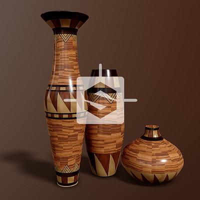 Jeryce dianingana vase substance