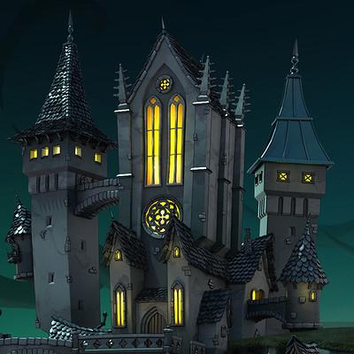Stefan polster castle thumb2