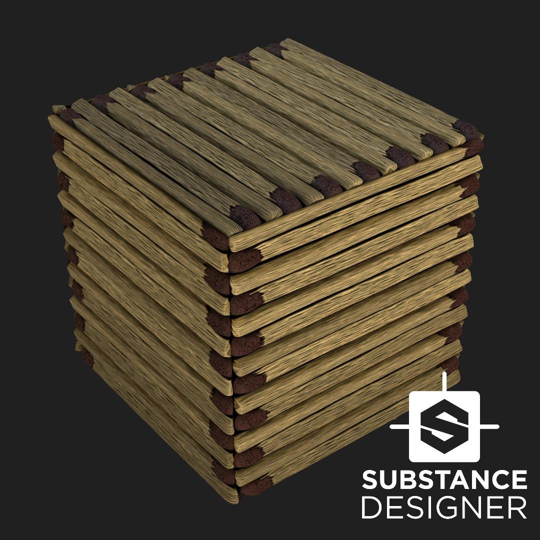Matchstick Substance