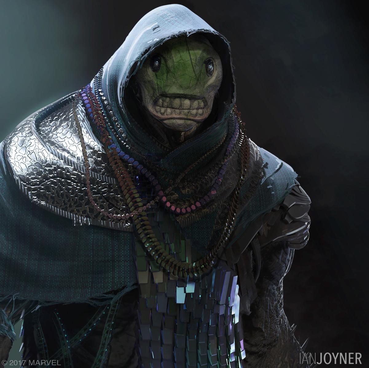 Thor Ragnarok : Hulk Parade Aliens