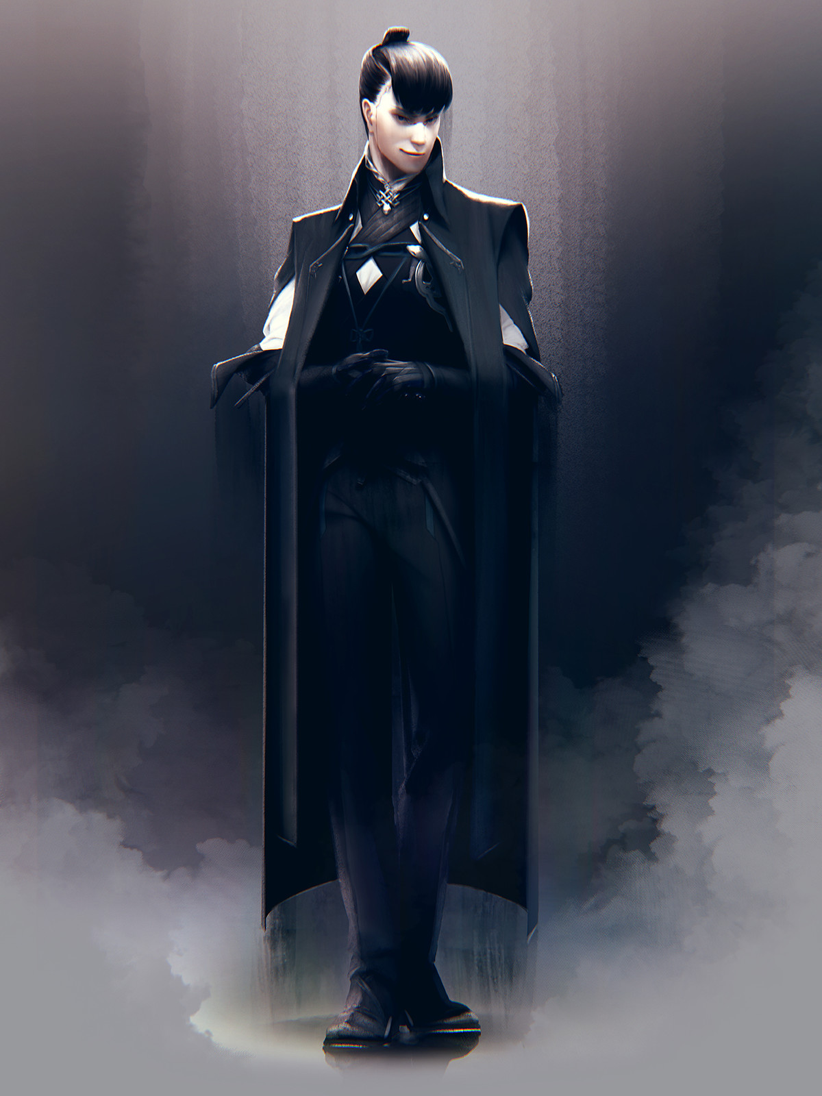 "Rakou ""King of Yueh"""