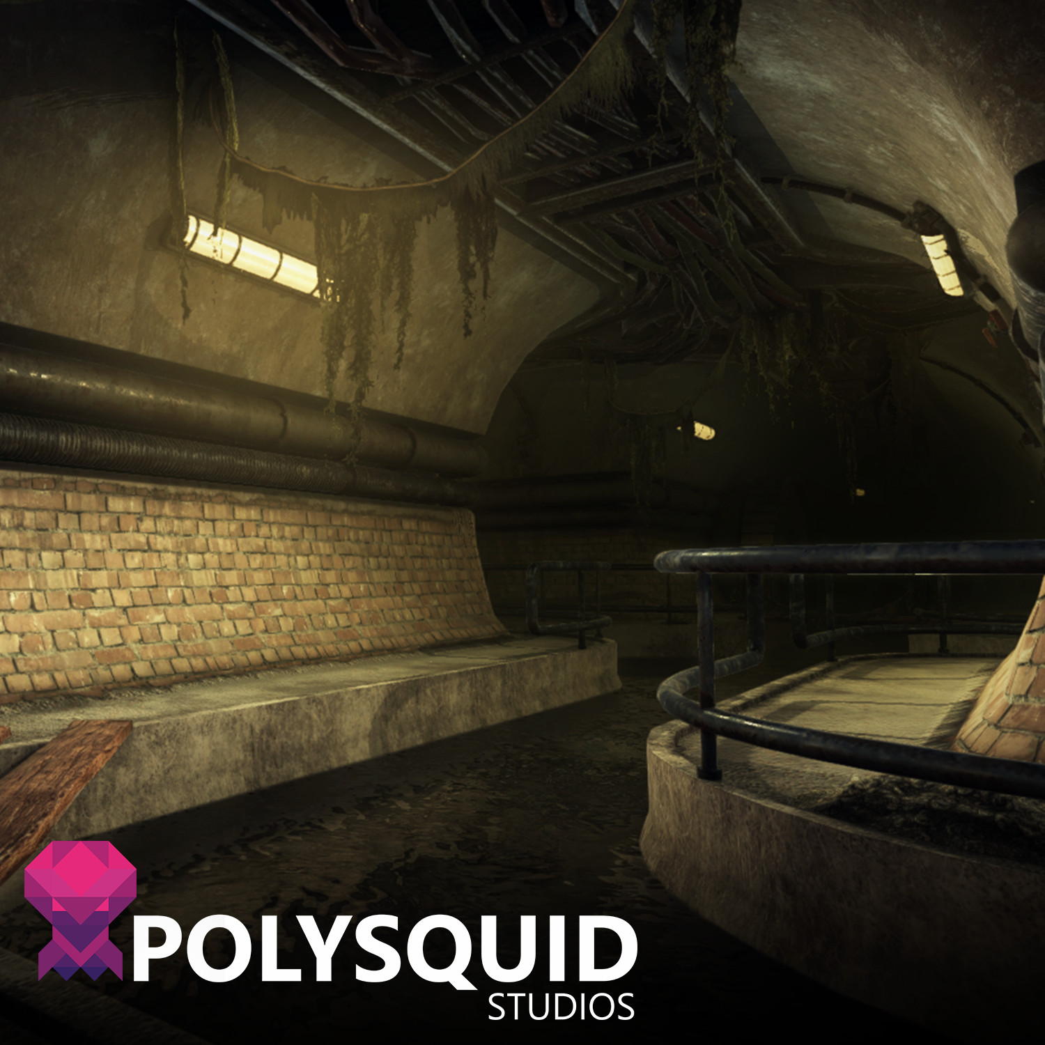 Sewer Environment Unity 5