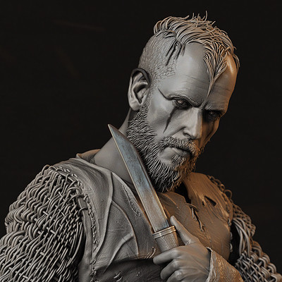 Vikings Floki Fan Art
