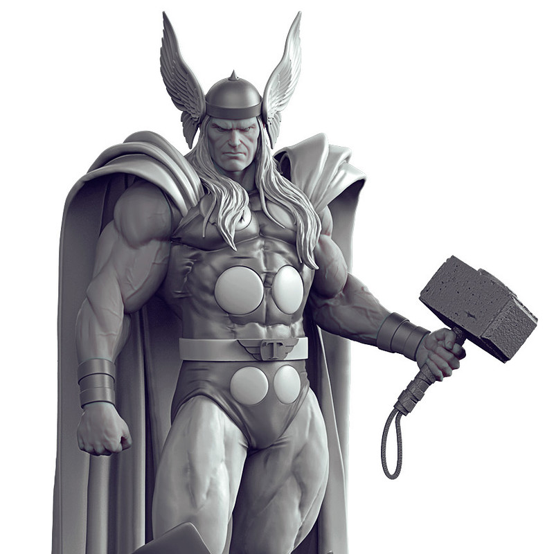Thor - Art Scale 1/10 - Iron Studios