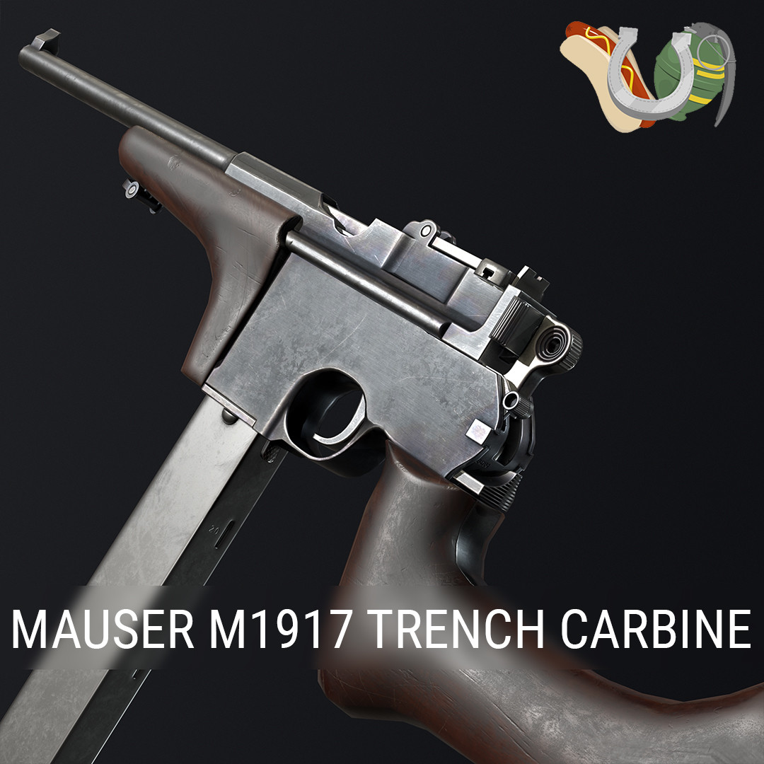 Mauser M1917 Trench Carbine