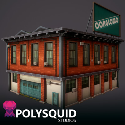 Poly squid factory