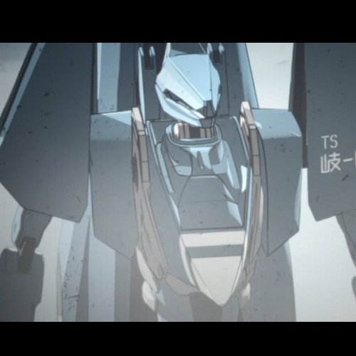 Knights of Sidonia - Mech