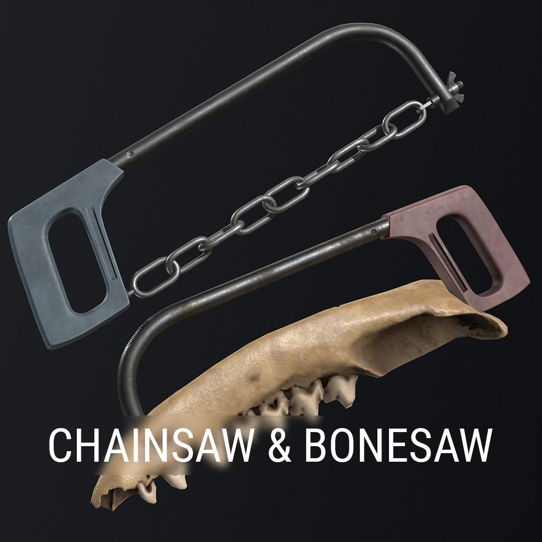 Chainsaw & Bonesaw