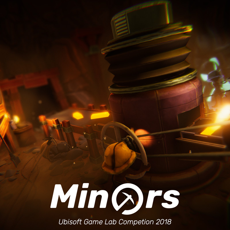 Minors - Ubisoft Game Lab Competition 2018