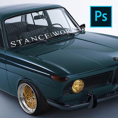 BMW 1500 Stanceworks