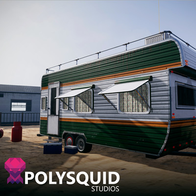 Poly squid trailer thumb