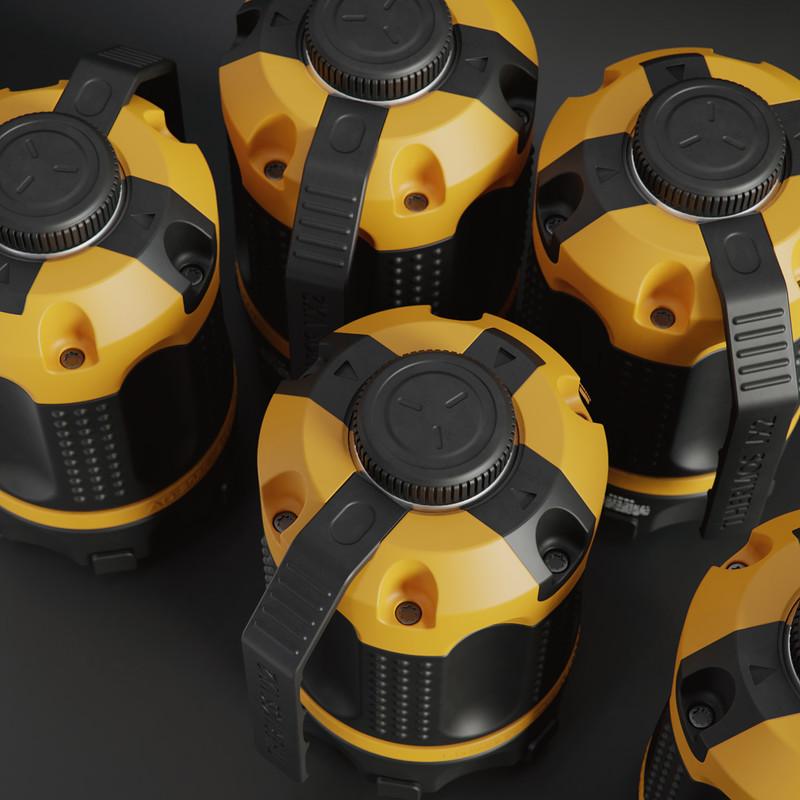 Fusion 360 - Thermos VX2