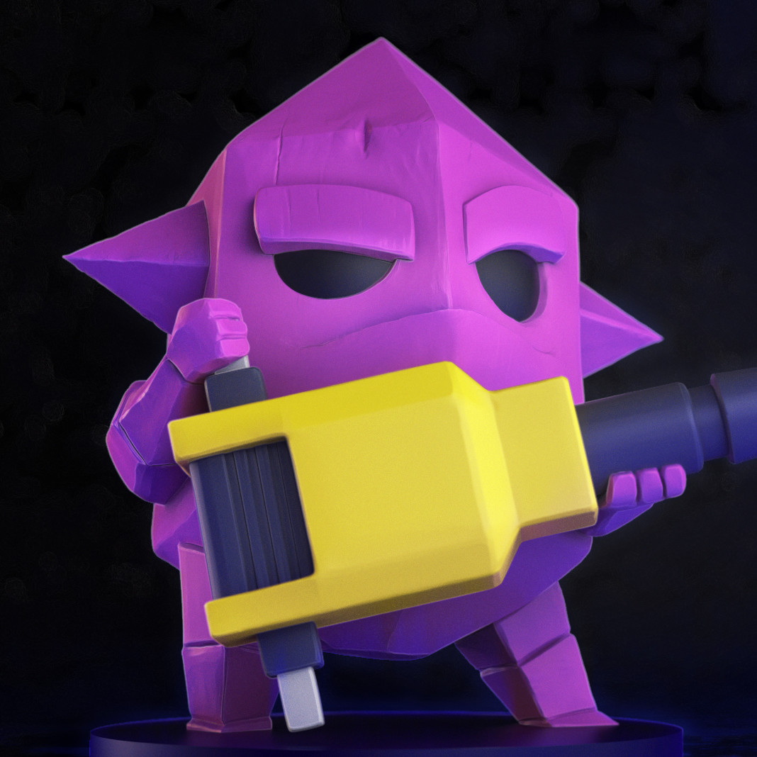 Nuclear Throne: Crystal