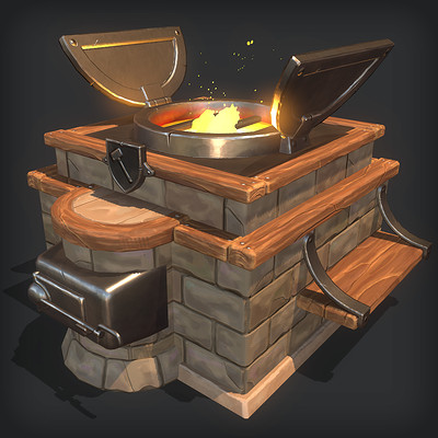 Jamie rex furnace icon