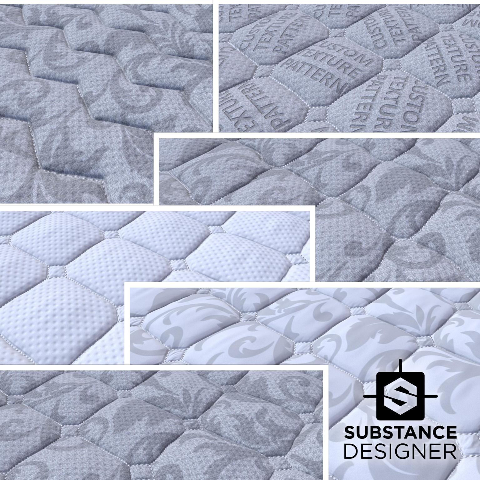 Bed Texture Generator