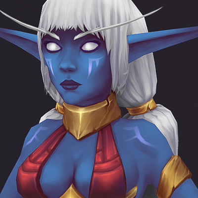 Esther love artstation thmb