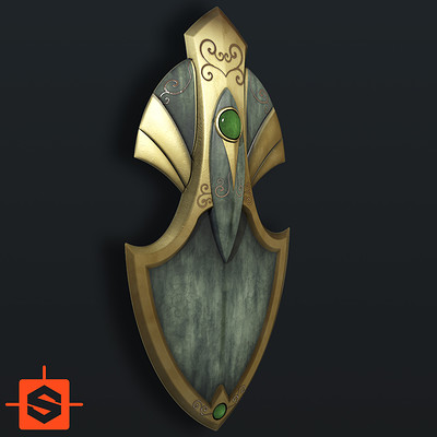 Ole midthun elven shield icon