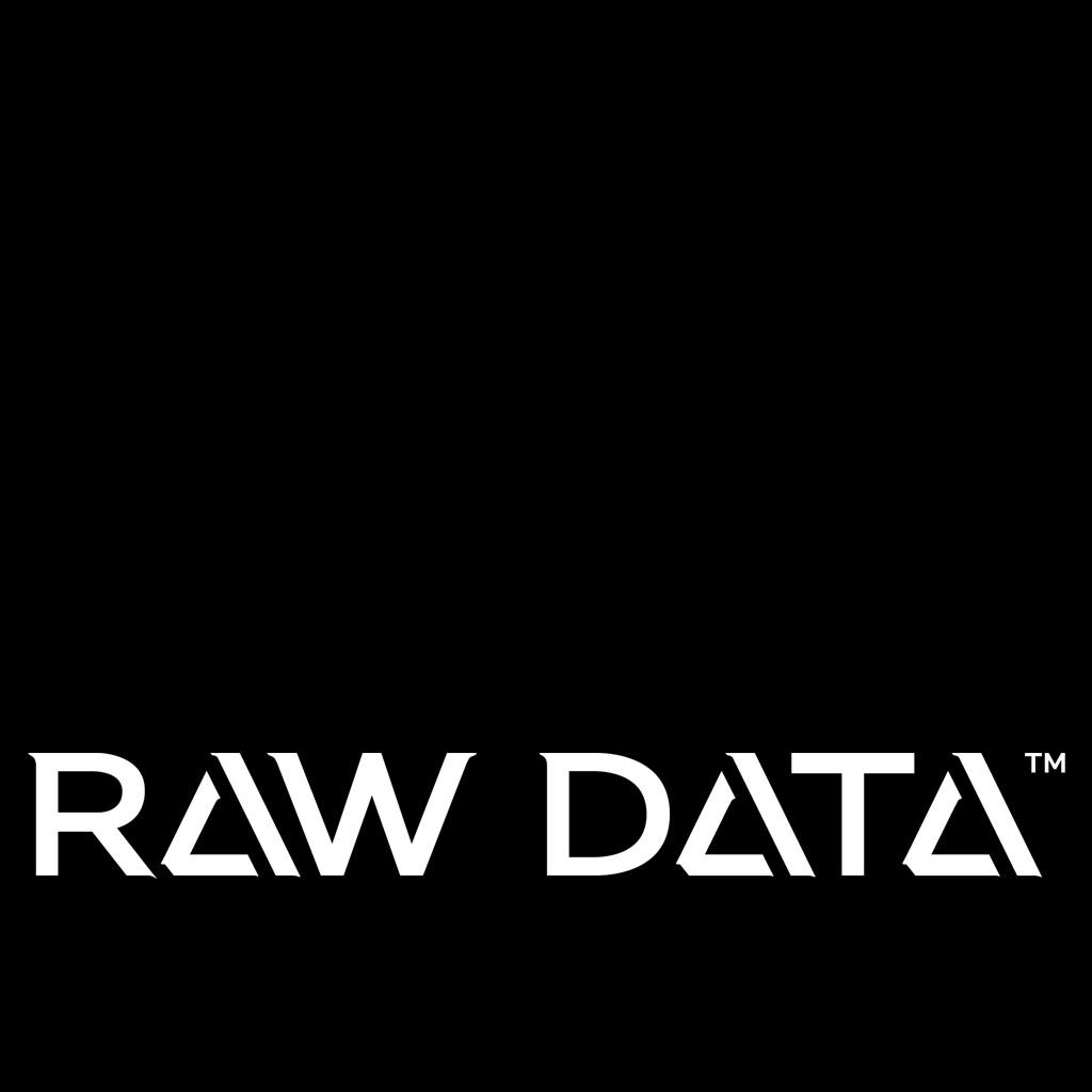 Raw Data Title Animation