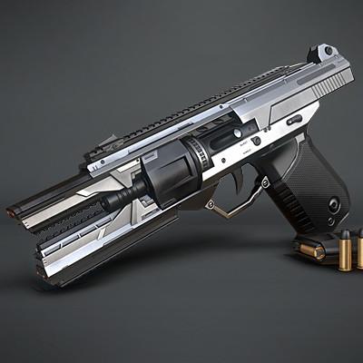 Marcelo m prado gun avatar