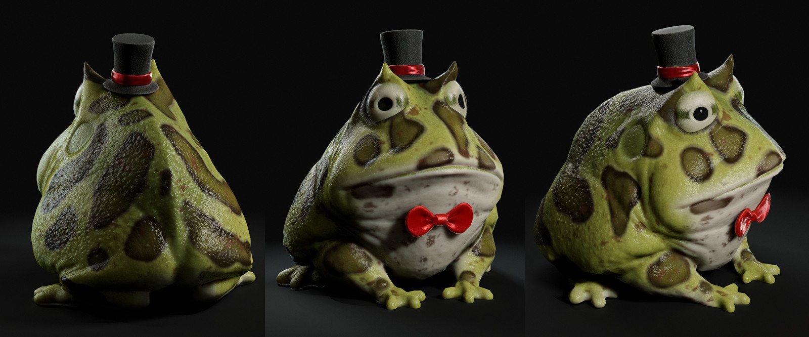 Dapper Frog: quick task