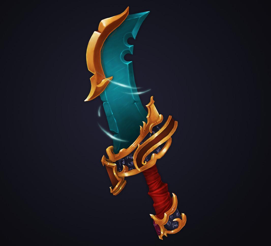 Mythical Dagger