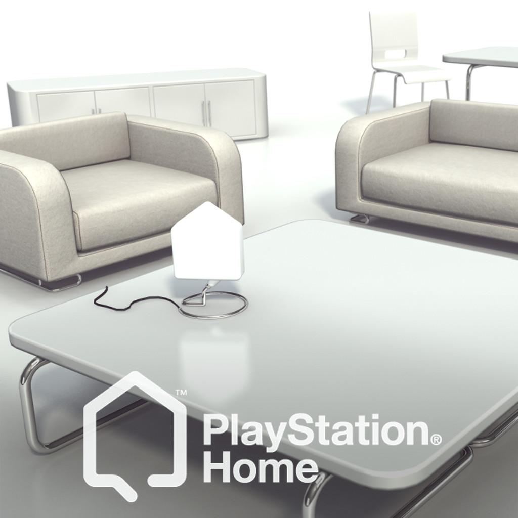 PlayStation Home Furniture Catalougue