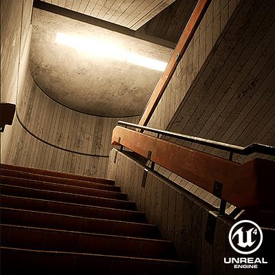 Stairwell Study