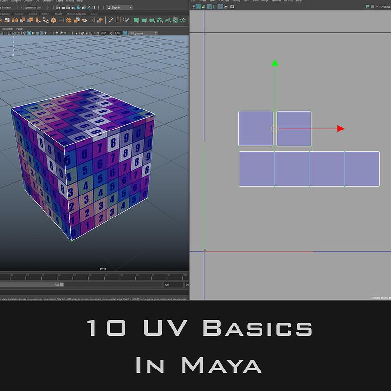 10 Basic UV Examples