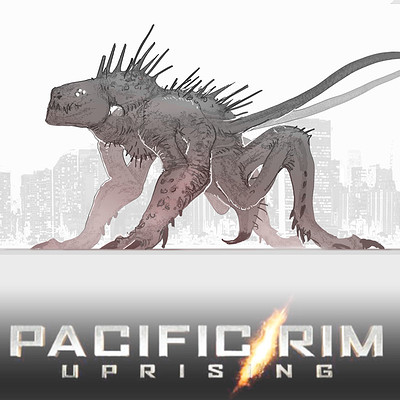 Pacific Rim Uprising - Shrikethorn concepts