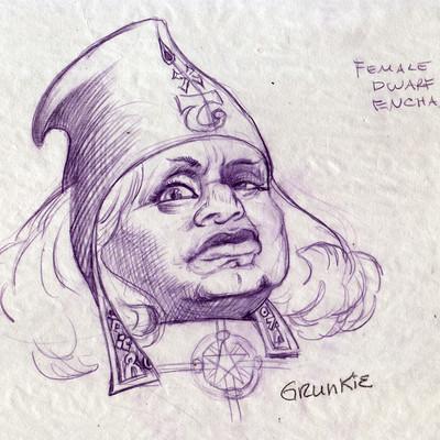 George almond female dwarf