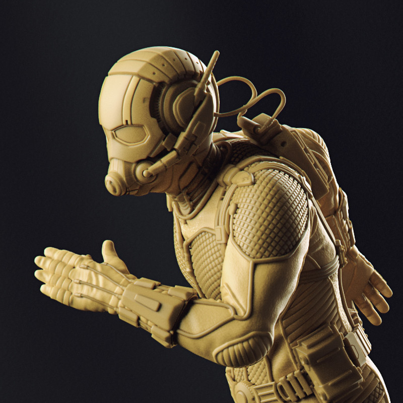 Antman - Art Scale 1/10 - Iron Studios