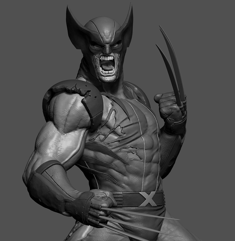 Wolverine : WIP