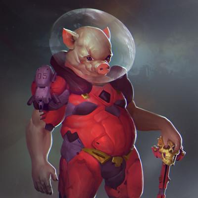Mateusz wieczorek war pig 2