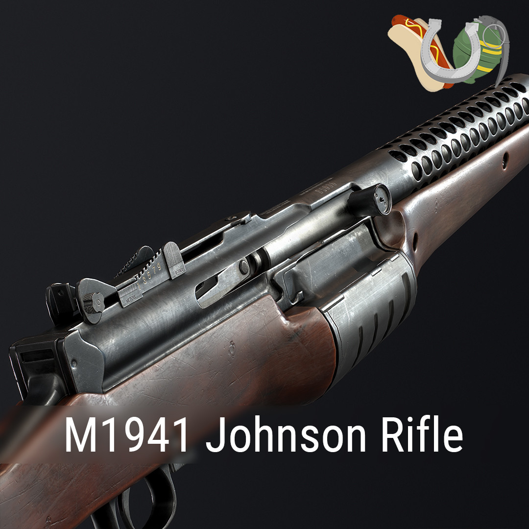 M1941 Johnson Rifle
