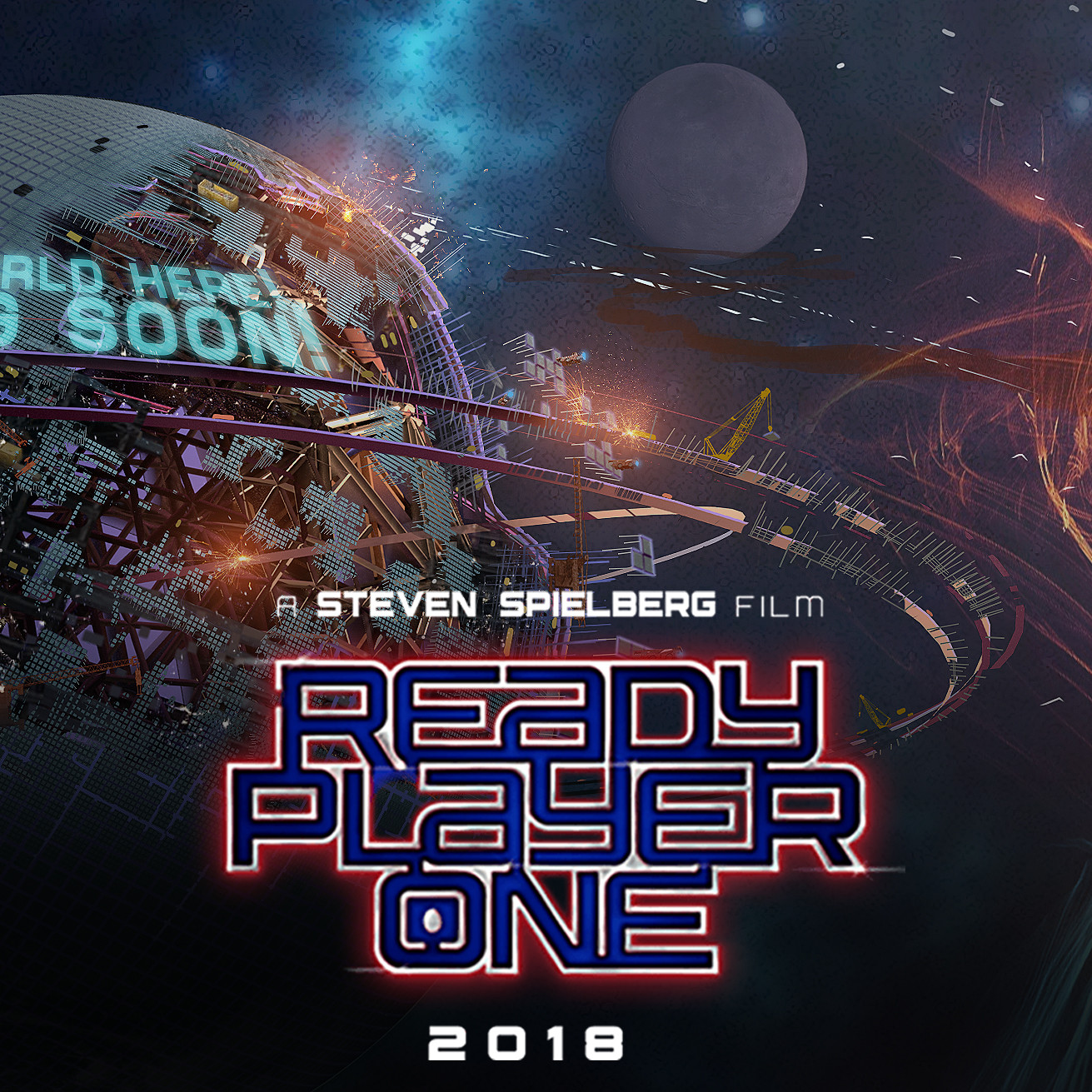 Ready Player One - Oasis Planets