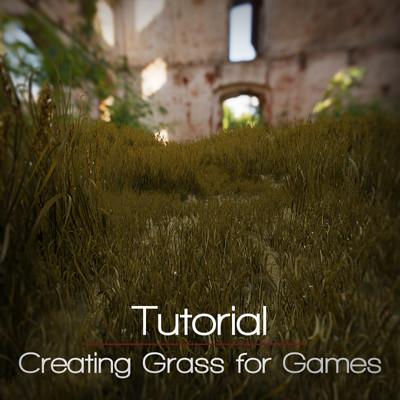 Timothy dries grass tutorial thumbnail