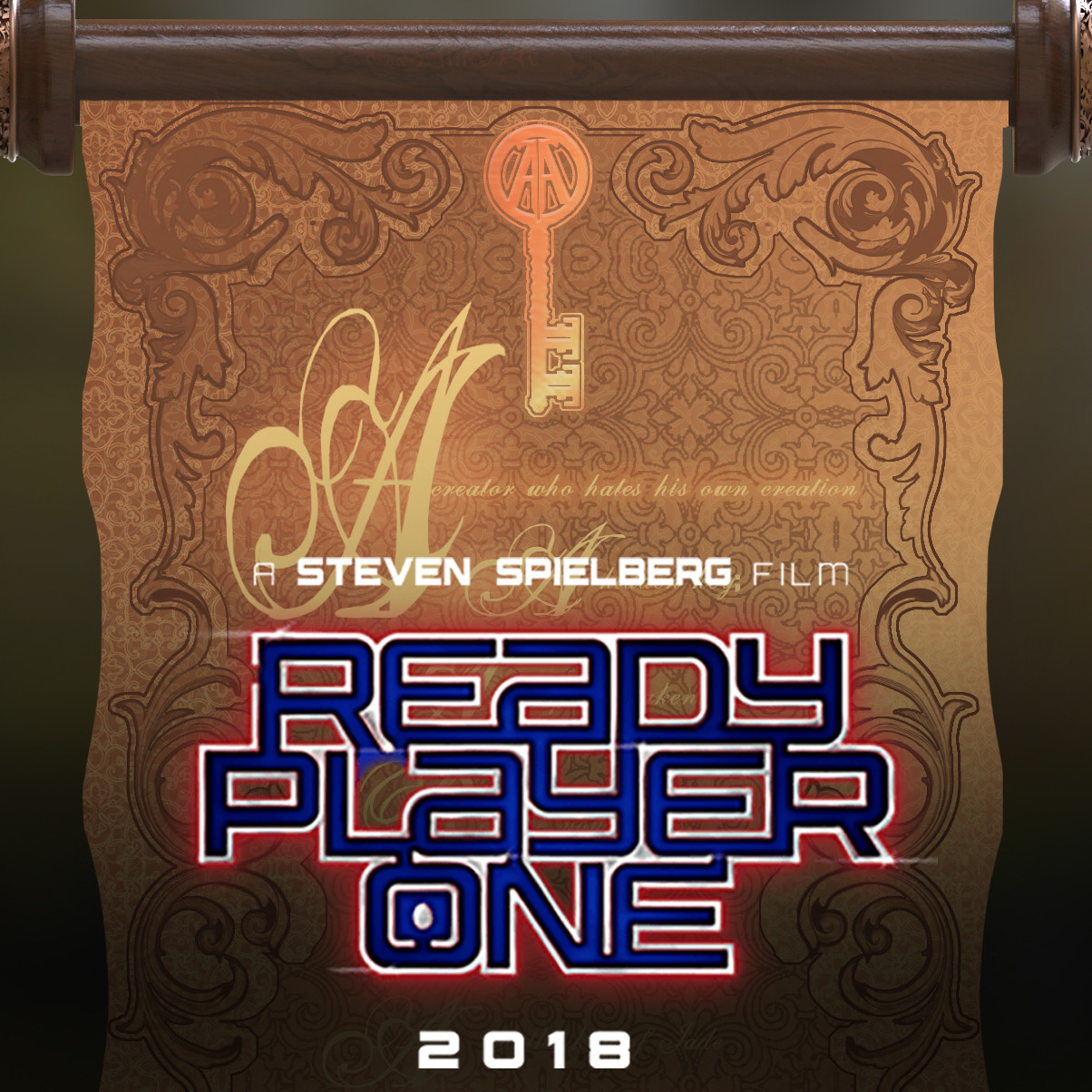 Ready Player One - Clue and Throne