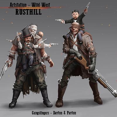 Stefan koidl gunslingers