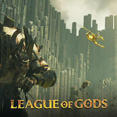 Andrew averkin league of gods 2
