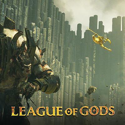 Andrew averkin league of gods 2