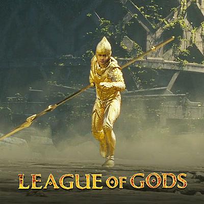 Andrew averkin league of gods 5