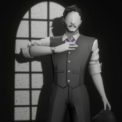 Noir Gentleman
