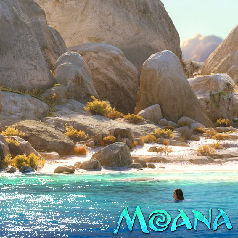 Moana Environments