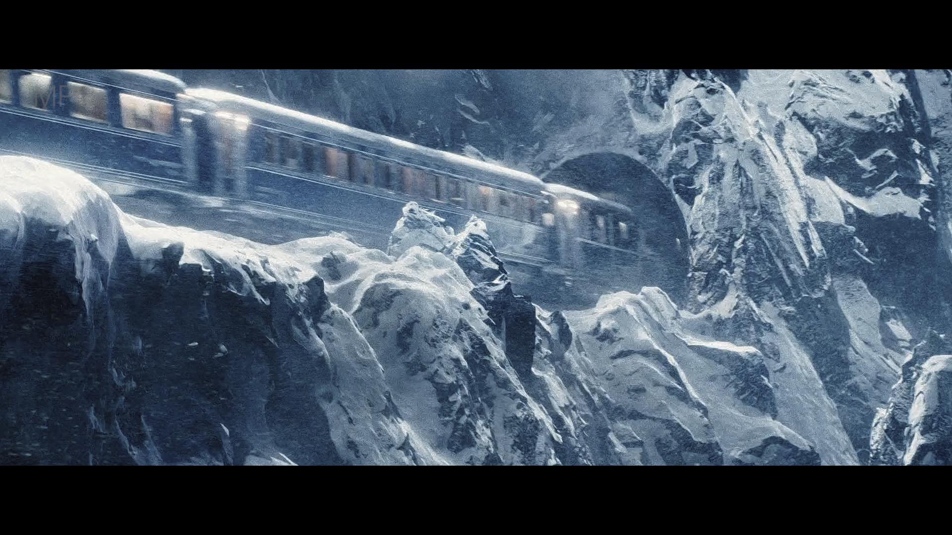 Artstation Murder On The Orient Express Hope Wolf Brackin