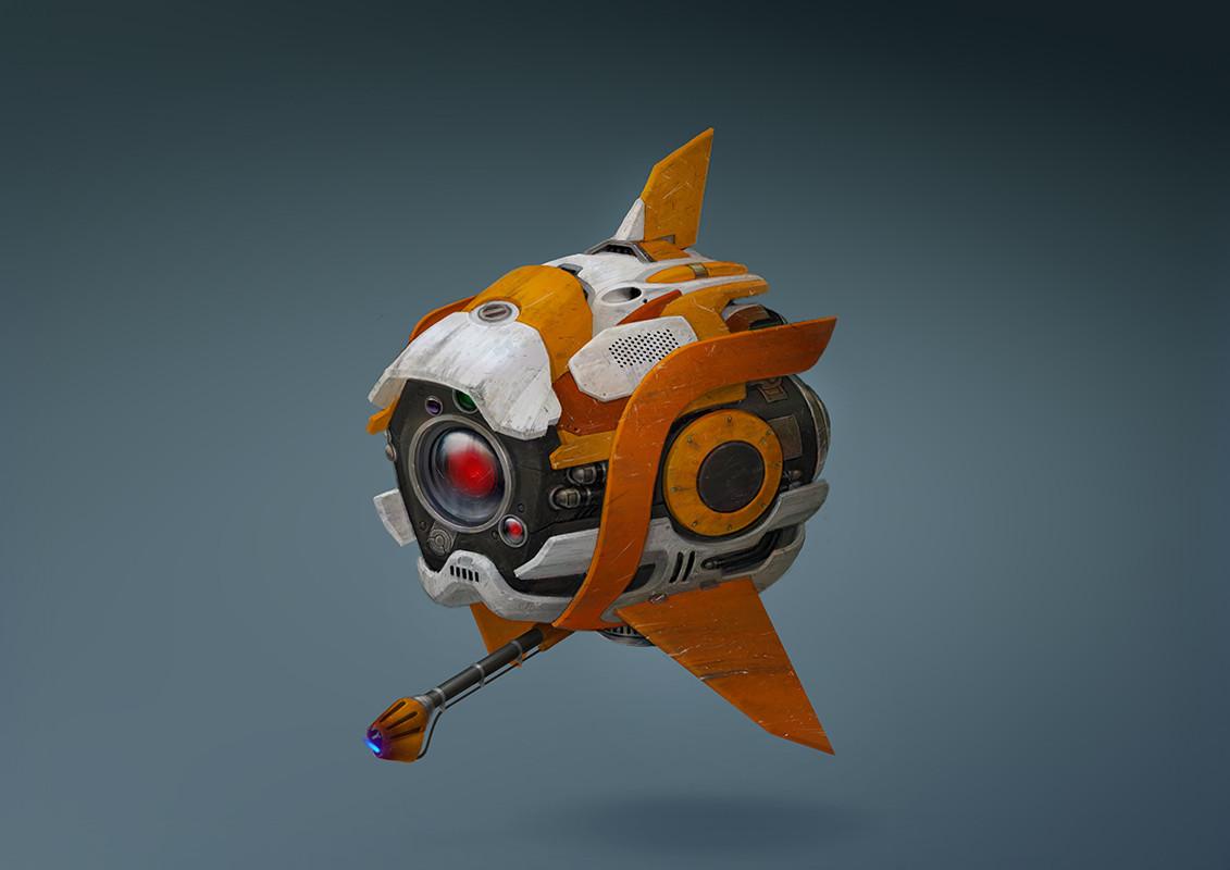 [EXO: Mankind Reborn] - Drones