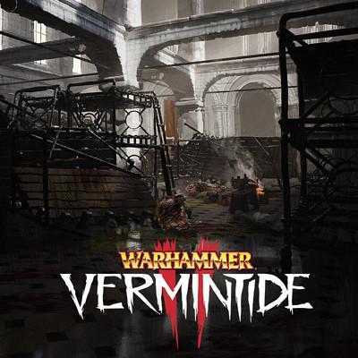Warhammer: Vermintide 2 - Shallya Temple