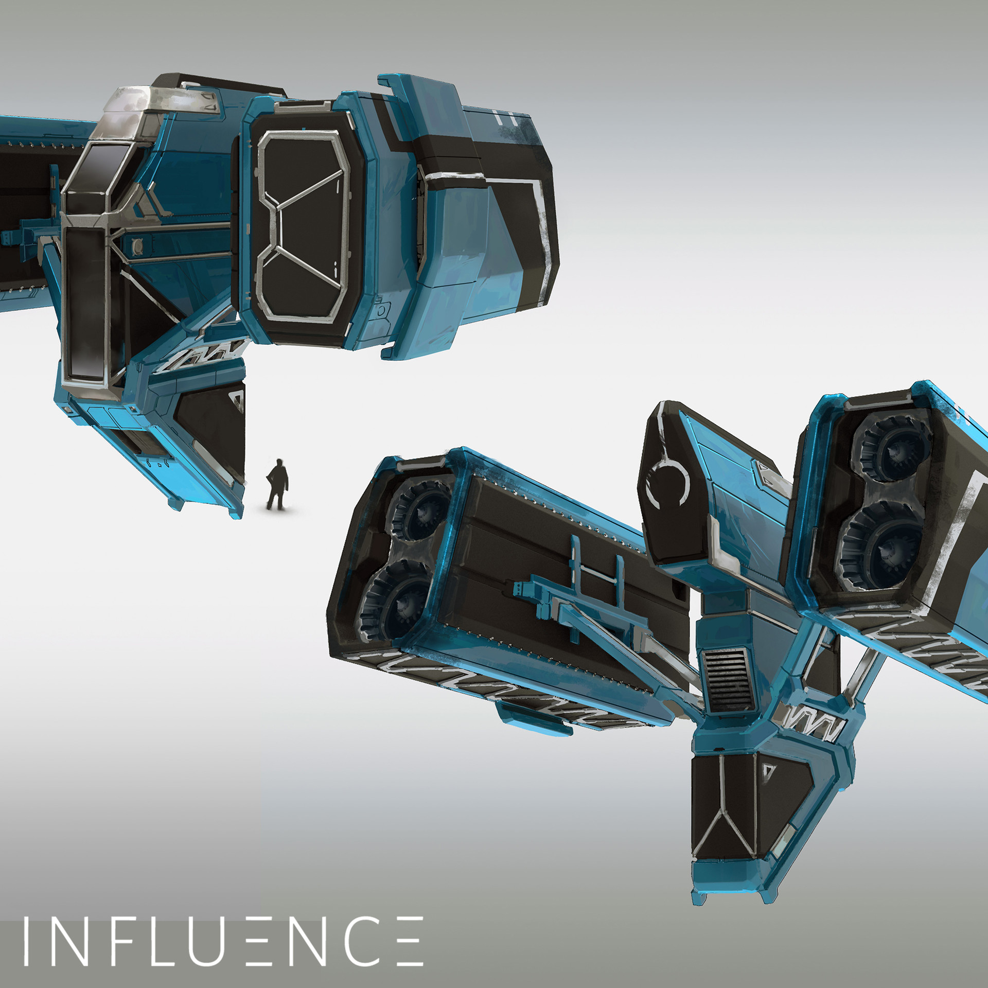 Shuttle_Influence